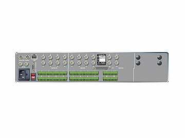 1608VSxl Lassen 16x8 Video w/Stereo Audio (2RU/LCP/IP) Matrix Switch by Sierra Video