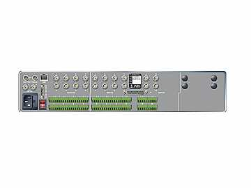 1616Vxl Lassen 16x16 Video (2RU/LCP/IP) Matrix Switch by Sierra Video