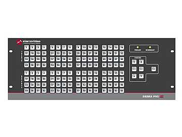 3248V5XL Pro 64 XL 32x48 RGBHV (20RU/LCP/Rednt Pwr/IP) Matrix Switch by Sierra Video