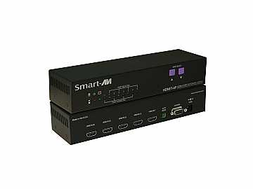HDNET-4PS 4x1 HDMI Automatic Switch by Smartavi