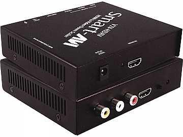 V2V-HDAVS HDMI to AV Converter/Downscaler by Smartavi