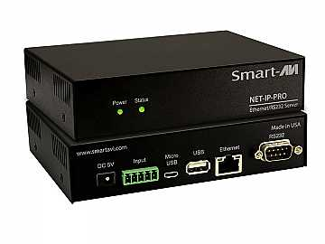 NET-IP-PROS TCP/IP Control Module via RS-232 for Matrixes by Smartavi