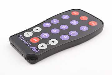 RMT-MXU IR Remote Control for MXCore and HDR-ULTRA by Smartavi