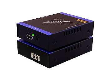 HFX-S HDMI 2K/4K Multimode Fiber Extender (Transmitter/Receiver) Kit by Smartavi