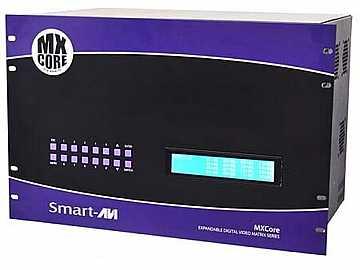 MXC-HD32X32S 32X32 HDMI/RS-232/IR Matrix Switcher by Smartavi