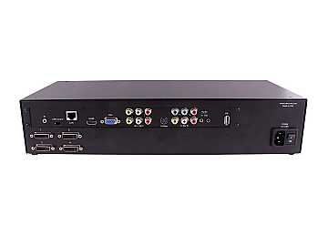 EZW2X2-S 2x2 Multi-Format Video Wall Processor by Smartavi