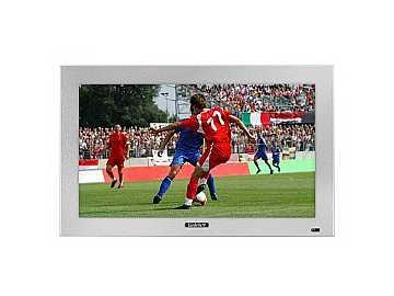 SB-3214HD-SL 32in Pro Series Direct Sun EST Outdoor HD TV Silver by SunBriteTV
