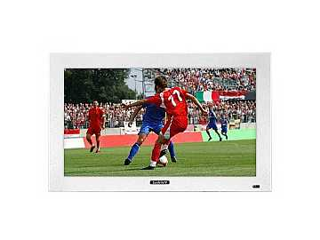 SB-3214HD-WH 332in Pro Series Direct Sun EST Outdoor HD TV White by SunBriteTV