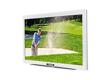 SB-3270HD-WH 32in Outdoor All Weather LED TV Signature Series White by SunBriteTV