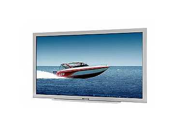SB-6570HD-SL 65in Outdoor weatherproof LED HDTV Silver by SunBriteTV