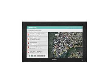 DS-3214TSL-BL 32in ProSeries Outdoor Touch Screen signage monitor Blk by SunBriteTV