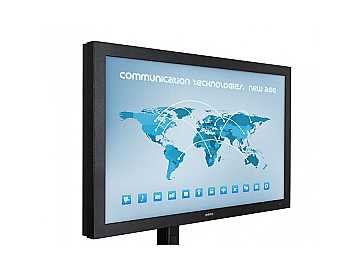DS-4717TSL-BL 47in Pro Series Outdoor Touch Screen Signage  Black by SunBriteTV