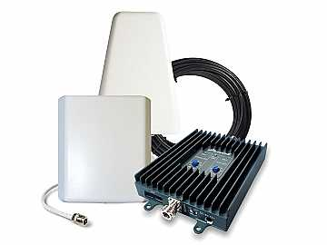 SC-DualH/O-72-YP-KIT FlexPro Yagi/Panel Kit - 72dB cell signal booster by SureCall