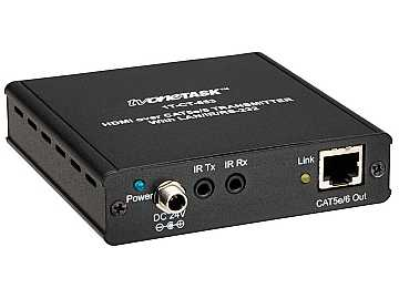 1T-CT-653 HDMI v1.4 4K/RS232/IR/Ethernet over Cat5e/Cat6  Extender (Sender) by TV One