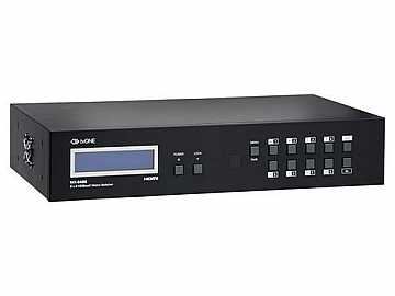 MX-8488 8x8 HDMI/HDBaseT Matrix Switch 1080p  POE FP/IR/RS232/IP Control by TV One