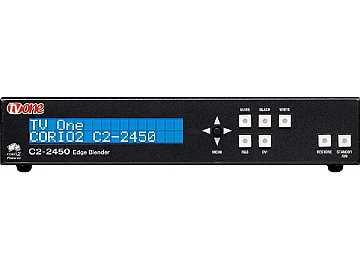 C2-2450A VGA/RGB/DVI Edge Blender by TV One
