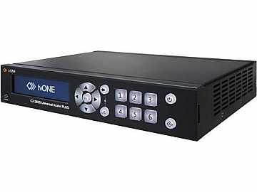 C2-2855 SD/HD/3G-SDI/DVI-U/HDMI/Analog 1080p Video Scaler  (HDCP/RS232/IP) by TV One