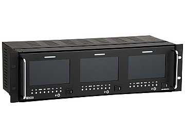 LM-503HDA Tripple SD/HD-SDI/RGBHV/YPbPr/CV/YC 1080p Rackmountable Monitor by TV One