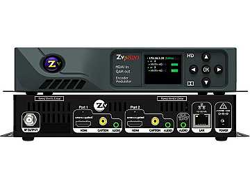 ZVPro820-NA HDMI HD Video Distribution over Coax (Dual Channel) by ZeeVee